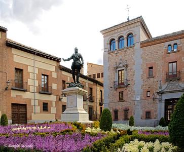 Sat 3/05 in Madrid: Plaza de la Villa