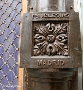 Sat 3/05 in Madrid: Fire company stand-pipe