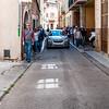 Narrow street, Soller, Mallorca