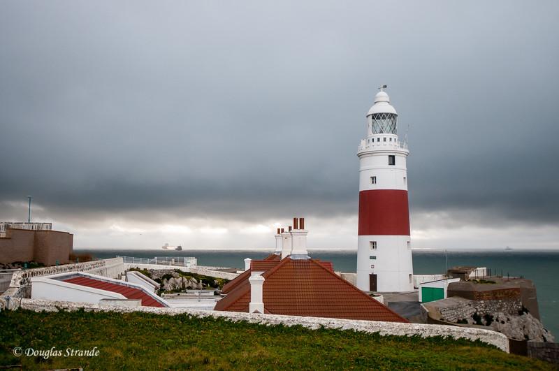 Gibraltar - Europa Point
