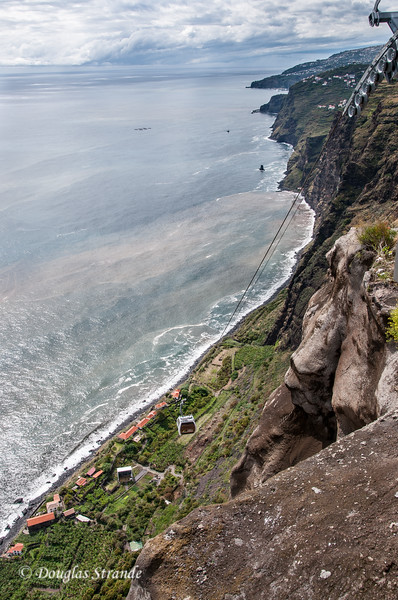 Island of Madeira - cable car
