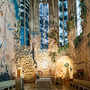Miquel Barcelo's modern art installation in the Cathedral of Palma depicts the Feeding of the Five Thousand