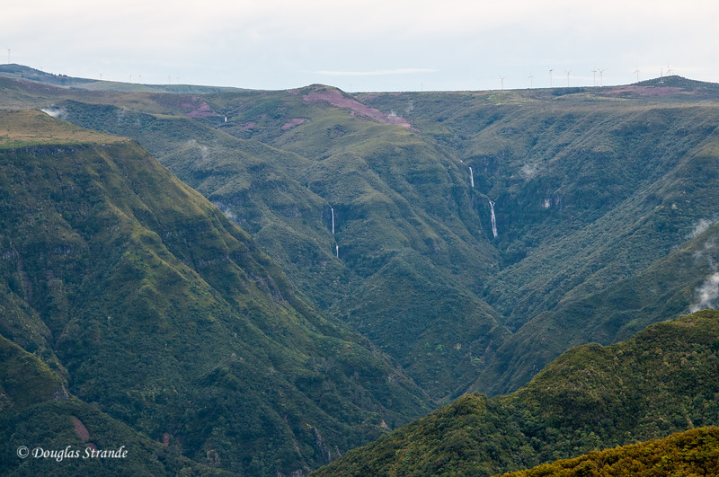 Island of Madeira - scenic view in the high country