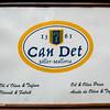Can-Det logo, Soller, Mallorca
