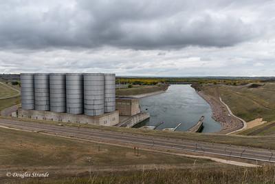 Garrison Dam Powerhouse