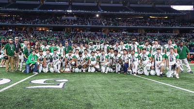 3A State Championship Football Game; Boling Bulldogs vs Gunter Tigers; AT&T Stadium; Dallas, Texas; Dec. 15, 2016