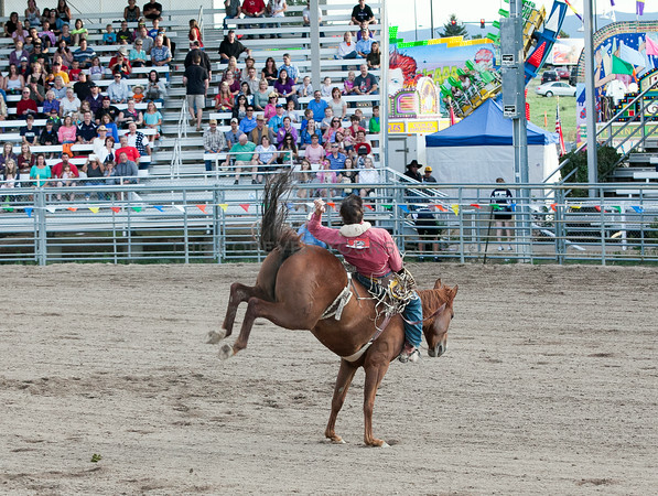 2014 Douglas County Fair Mutton Bustin'