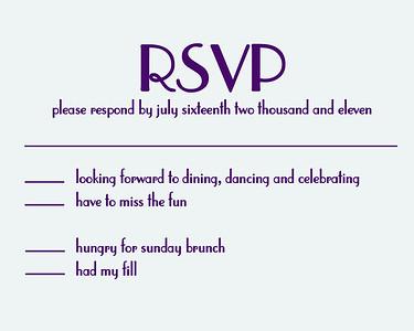 RSVP Card 2-2