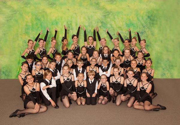 2015 dancers