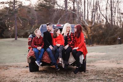 Gardner Family  2020