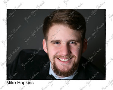 Mike Hopkins 9704 framed