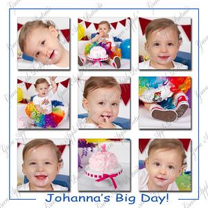 Johanna's birthay collage