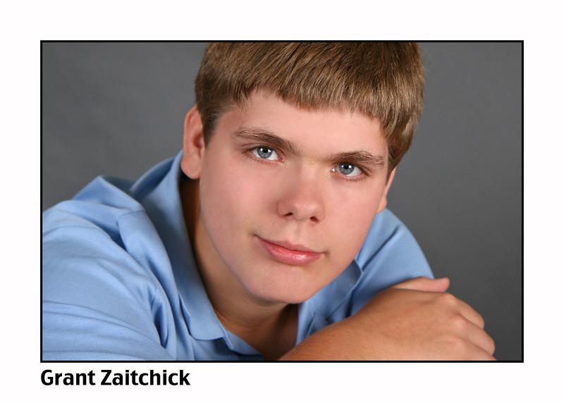 Grant Zaitchick