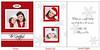 polka dot card for website