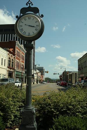 Anniston downtown