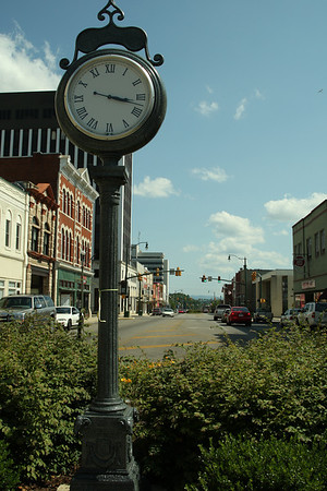 Anniston downtown