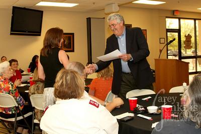 UW Volunteer Reception April 2011