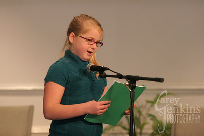 2nd Grade Poetry Coffee House