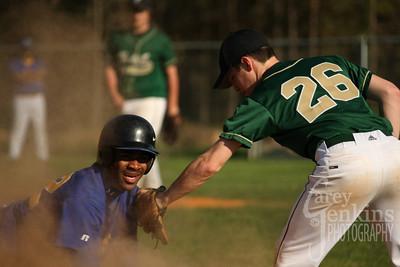 Baseball vs TCC April 2010