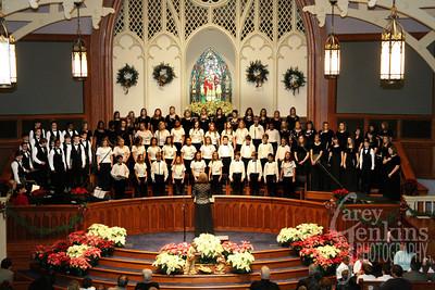 Faith Christmas Concert 2009