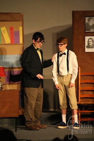 Payday's Reward - 7th Grade Production