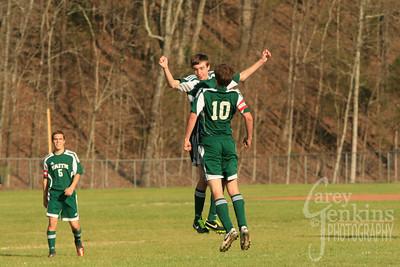 Soccer vs Donoho 4-2-13