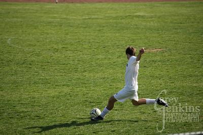 Soccer vs Jacksonville April 3rd 2010