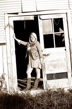 Doss Senior Portraits 2012