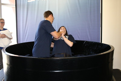 Church of the Highlands, Oxford - Baptism, March 4, 2018