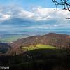 Jura mountains North of Geissflue, Aargau