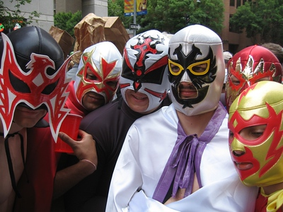 luchadors 4 life