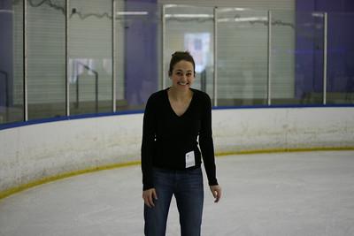 Ice Skating at last!