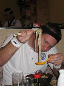 this is how you eat udon