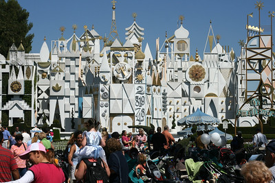'tis a small world