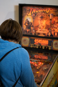 the pinball game for real adventurers