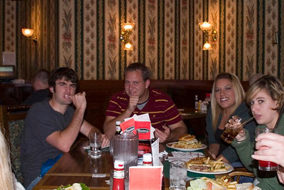 binion's high class eatery