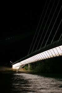 the span