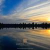 Sunset at the lake 4