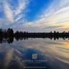 Sunset at the lake 5