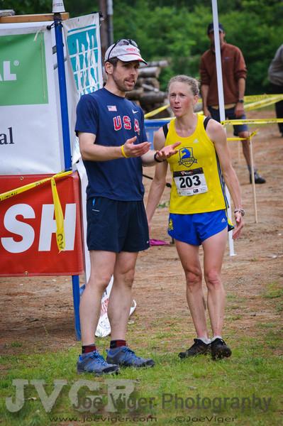 Paul Kirsch and Kasie Enman