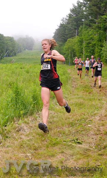 Brandy Erholtz, Women's 3rd Place<br /> Team New Balance<br /> <br /> CranmoreHillClimb2011-78-2