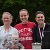 2011 USATF New England Trail Running Championship Northfield Mountain, MA<br /> The Women's Top Three:  Kasie Enman, Carolyn Stocker and Gina Lucrezi