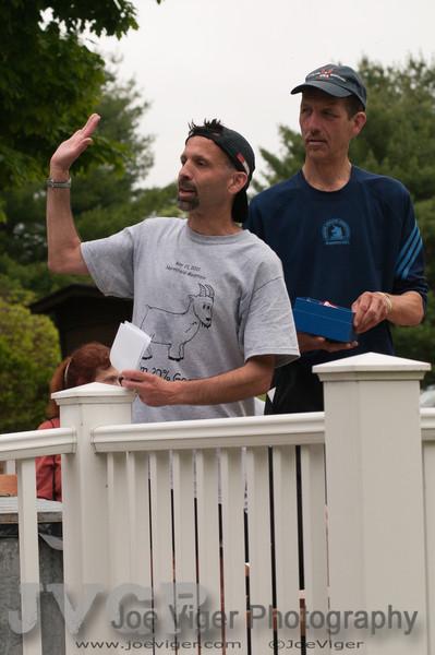 Dave Dunham, Race Director