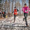 2013 Sandwich Sidehiller Snowshoe Race