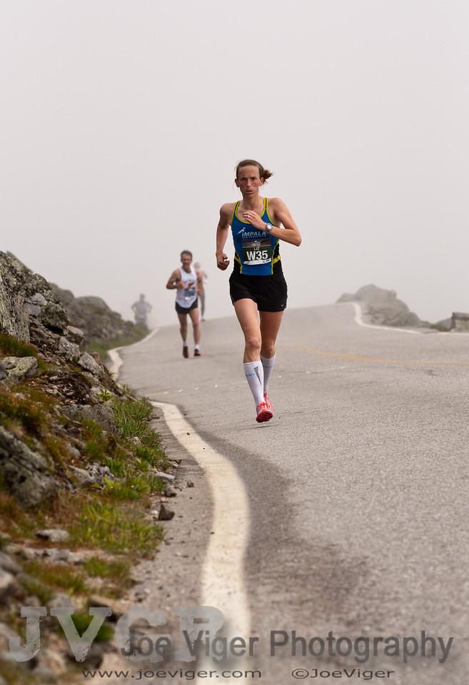 Liz Gotlieb, Women's 9th place finisher