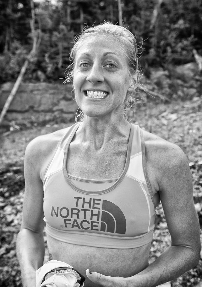 Ashley Arnold<br /> 2012 Loon Mountain Race