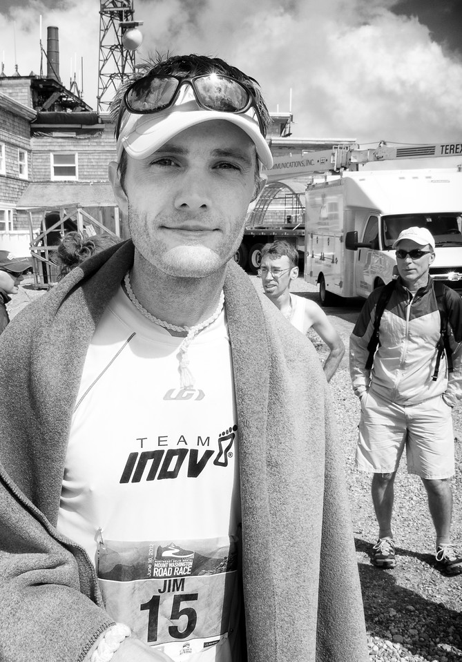 Jim Johnson<br /> 2012 Mt. Washington Road Race
