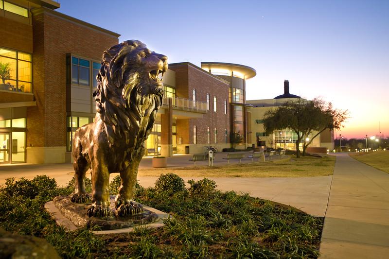 10073-New Lion Statue-2850