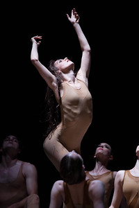 Ballet West's Arolyn Williams in HOMER by Trevor Naumann