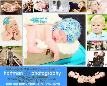 Advertising Baby Art